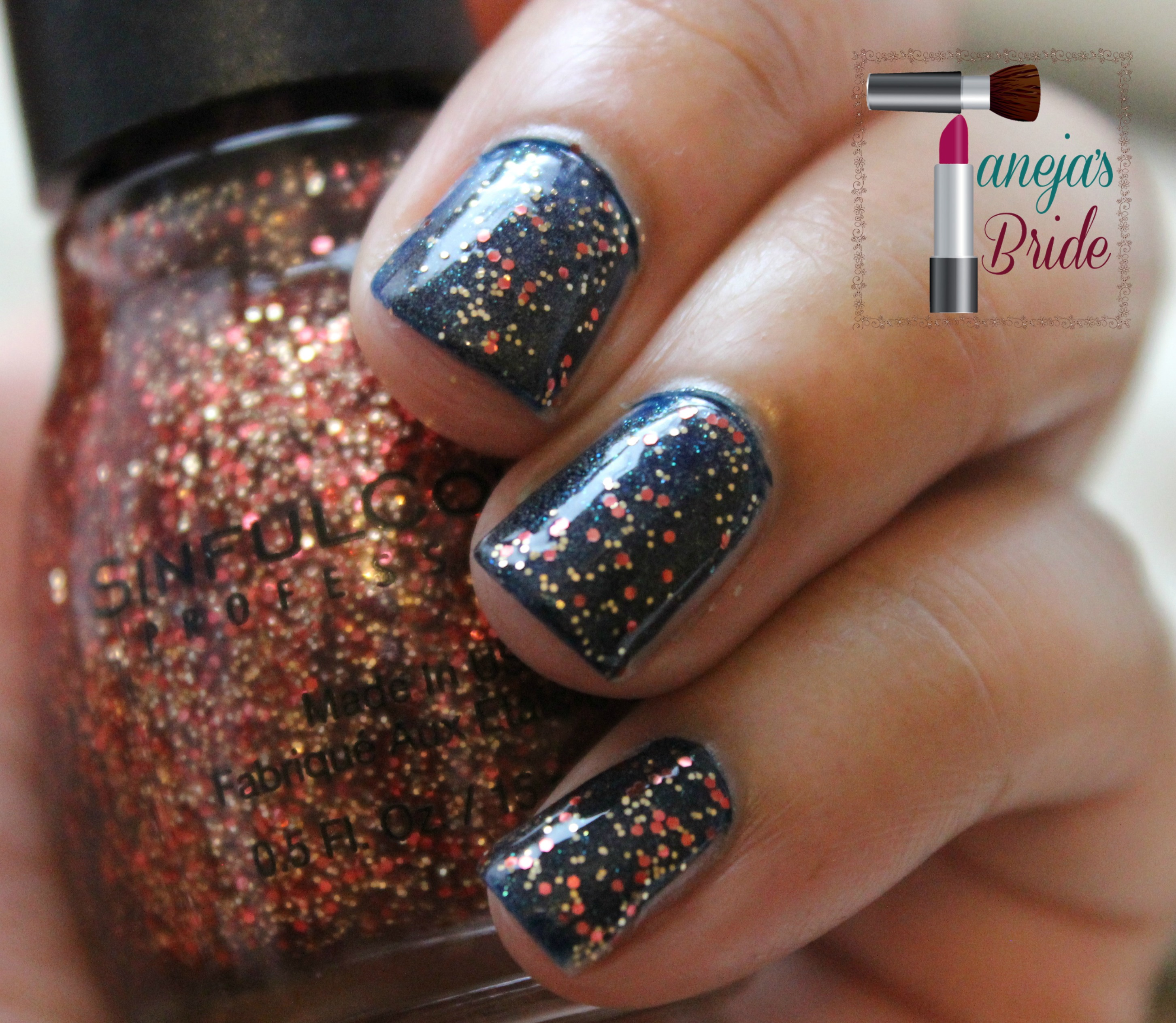 Walgreens Halloween Nail Polish: SinfulColors Wicked Color Collection Halloween 2014 Photos